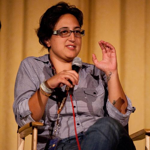 Rawan at the SF Jewish Film Festival